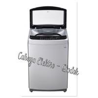 Mesin Cuci 7.5kg 1 tabung buka atas LG T2175VSAM