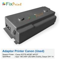 Power Supply Adaptor Printer Canon ip2770 2770 MP287 MP258