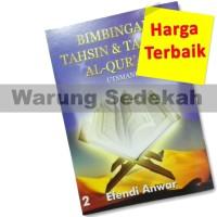 Buku Tahsin UTSMANI 2 Dewasa [Belajar Membaca Al-Qur'an]