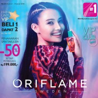 Katalog / Catalogue [Oriflame]
