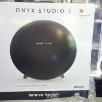 SPEAKER PORTABLE HARMAN KARDON ONYX STUDIO 3 ORIGINAL IMS 1 TAHUN