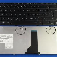 KEYBOARD Laptop Notebook ORIGINAL ASUS A43 K43 K43U X43U ADA BAUT