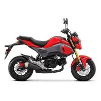 Cover Set/Body Kit/ Cover Body Honda MSX 125 /Honda Grom Pearl Red