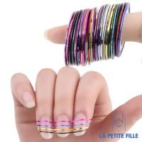 Nail Art: Accesorries - Striping Tape Line Nail