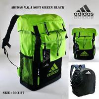 EXCLUSIVE Tas Ransel Sekolah Backpack Adidas N.G.A Sport Kuliah TERJAM