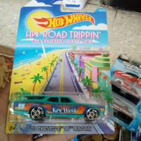 70 Chevelle SS Wagon - HW Road Trippin' By Hotwheels