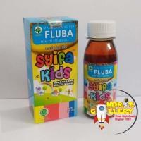 Madu Flu dan Batuk Anak FLUBA dari SYIFA KIDS