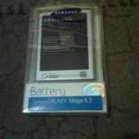baterai original samsung galaxy mega 63  KODE BN9421