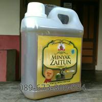 minyak zaitun olive oil al ghuroba 1 liter (pulau jawa)