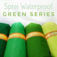 hayra sprei waterproof size 120 x 200 MURAH