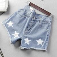 hot pants celana pendek jeans sexy tebal fashion h&m zara style korea