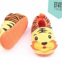 sepatu baby bayi prewalker shoes walker lion singa boys girls import