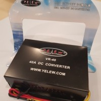 VR-40 Power Converter 24V - 12V (40A Max)