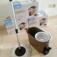 PRO-CLEAN SPIN-DRY MOP( PEL LANTAI )