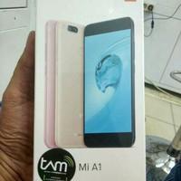 xiaomi Mi A1 ram 4gb internal 64gb garansi TAM
