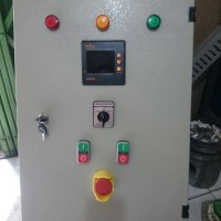 Panel ATS-MF Genset&Pompa Air