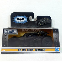 Jual Batmobile the dark knight jada 1:32 tumbler die cast batman dc diecast Murah