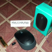 Mouse logitech M170 wireless  original produck resmi