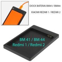 DOCK CHARGER Batt XIAOMI REDMI 1S BM41 Original Desktop (tanpa baterai