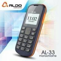 harga Aldo Al-33 Aldo Al33 Monochrome Single Sim Tokopedia.com