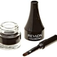 (ORIGINAL)Revlon Colorstay Creme Gel Eyeliner Black Murah