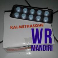 TABLET KALMETHASONE 0,5 MG 1 STRIP ISI 10 TABLET
