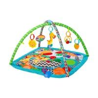 Bright Starts Silly Safari Activity Gym Playmat