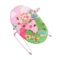 Bright Starts Pretty In Pink Sweet Bees and Buggies Bouncer