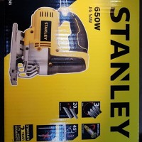 Jigsaw Premium Stanley Mesin Gergaji kayu Listrik STEL3 Diskon