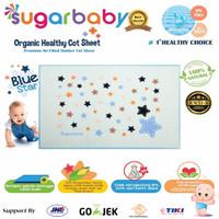 Perlak Sugar Baby Model Blue Star