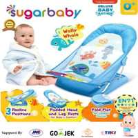 Baby Bather Sugar Baby Model Wolly Whale