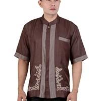 baju koko pria baju muslim pria kemeja atasan terbaru elegan murah
