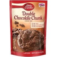 Betty Crocker Double Chocolate Chunk Cookie Mix