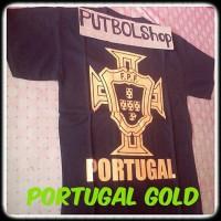 kaos / baju distro bola anak piala dunia tim nasional portugal