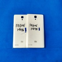 Back Door Xiaomi Redmi Note 1 Note1 Xiomi Backdoor Casing Tutup Hp