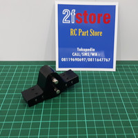 Aluminium Transfer case RC 1/10