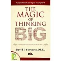 Buku The Magic of Thinking Big David J Schwartz, Ph.D.