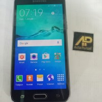 Samsung Galaxy J5 2015 Second