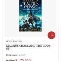 Magnus Chase and the Gods of -novel