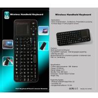 Mini iPazzport KP-810-10A 2.4G RF Wireless Handheld Keyboard Mouse