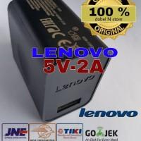 Carger LENOVO original 100% 2 AMPERE A6000 A7000 VIBE A6010 GARANSI