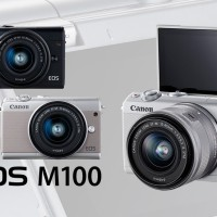 canon eos m100 kit 15-45mm/camera eos m 100 kit 15-45mm