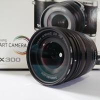 lensa samsung 18-55mm mulus tajem murah untuk nx500,nx300,nx2000,nx30