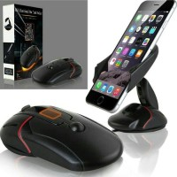 CAR HOLDER MOUSE TRANFORMER / HOLDER MOBIL TEMPEL / HOLDER HANDPHONE