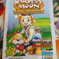 harvest moon save the homeland ps2