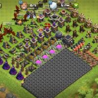 Akun COC (clash of clans) TH 9