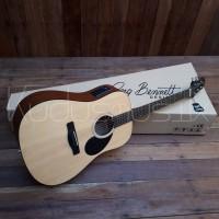 Gitar akustik original samick GD 303 dengan eq fishman presys blend