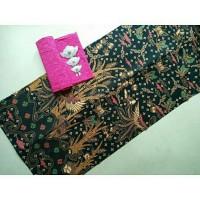 Harga kain batik sogan solo merak pring tanpa gembos dan | antitipu.com