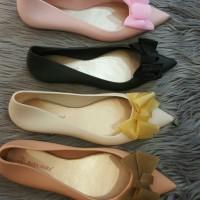 Sepatu jelly bara2 12-4 / sepatu flat