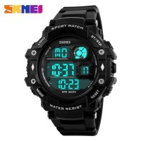 Jam Tangan Pria SKMEI Sport LED Watch Water Resist DG11 Limited